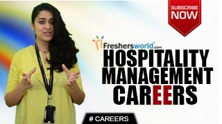 Download CAREERS IN HOSPITALITY MANAGEMENT – BHM,BBA,MBA,Hotels,Resorts,CAT,Job Openings,Salary Package Video