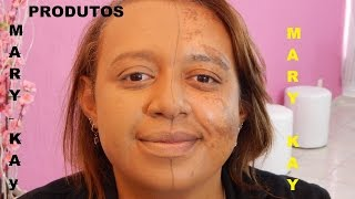 Download Como esconder Manchas e Melasmas usando só Mary Kay por Sabrina Santos Make Up Video