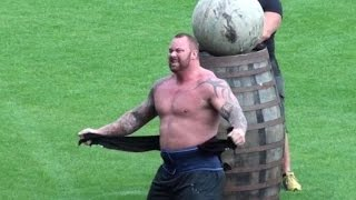 Download Europe's Strongest Man 2015 - Mountain Wins Again! Hafthor Bjornsson Video