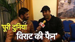 Download Wasim Akram Picks Virat As World's Best Cricketer, Reminds Him of Tendulkar | Vikrant Gupta Video