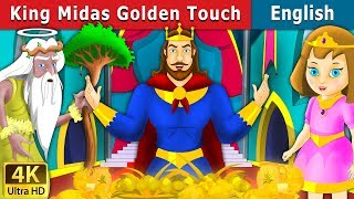 Download King Midas Touch in English | Story | English Fairy Tales Video