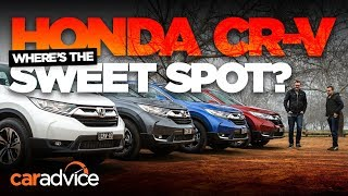 Download 2017 Honda CR-V range review | CarAdvice Video