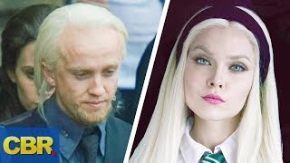 Download 20 Things Draco Malfoy Did After Deathly Hallows Video