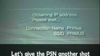 Download PSN Hacking: Access PSN with a Hacked PSP Video