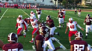 Download Mt Sac Football Vs Bakersfield Highlight Video