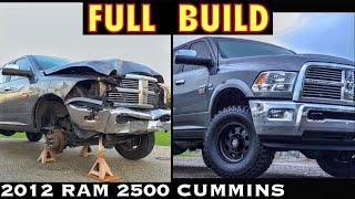 Download 2012 Ram 2500 Laramie 6.7 Cummins - FULL BUILD - Exhaust, Tune, Wheels and Tires Upgrade Video