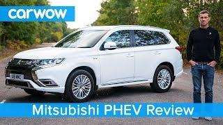 Download Mitsubishi Outlander PHEV SUV 2019 in-depth review | carwow Reviews Video