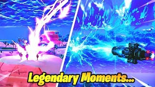 Download These Fortnite Moments Were Legendary..! Video