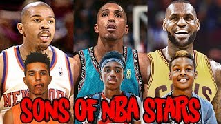 Download 5 Sons of NBA Stars Who Play BETTER Than Their Dads! Video