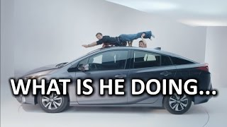 Download Toyota's Car for Tech Enthusiasts - Prius Prime ″Unboxing″ Video