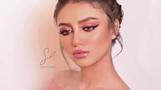 Download pink makeup tutorial - توتريال مكياج وردي للمناسبات Video