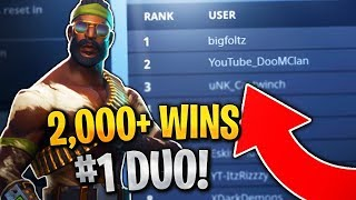 Download NEW SKIN! #1 Duo MAX OMEGA! 2000+ Wins! Top Fortnite Console Player LIVE (Fortnite LIVE) Video