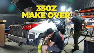 Download 350Z Make Over Video