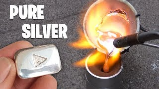 Download Casting Silver YouTube Play Button Video