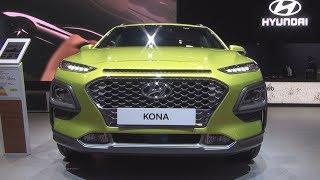 Download Hyundai Kona 1.0 T-GDi 120 Executive (2019) Exterior and Interior Video