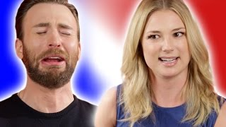"Download Chris Evans & the ″Captain America: Civil War″ Cast Play ""Superhero Would You Rather?″ Video"