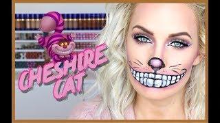 Download HALLOWEEN MAKEUP TUTORIAL - CHESHIRE CAT | KEB Video