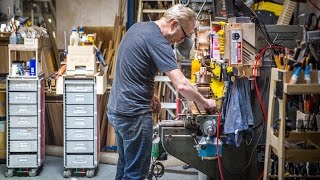 Download Adam Savage's One Day Builds: NASA Spacesuit Parts! Video