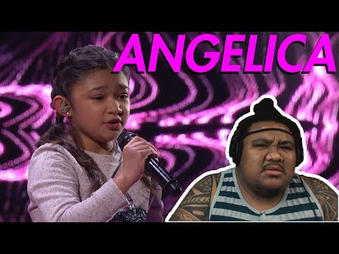 Angelica Hale - Without You (America's Got Talent) [MUSIC REACTION]