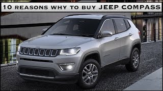 Download Top 10 Reasons To Buy Jeep Compass Over Creta,Xuv 500 and Tucson Video