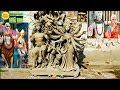 Download Shiv parbati idol making - Kolkata kumartuli shiv parbati murti Video