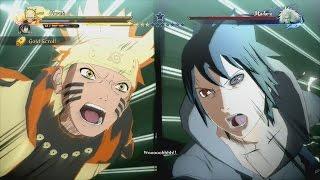 Might Guy vs Madara Full Boss Battle (English Dub) - Naruto
