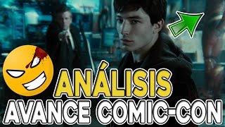 Download Análisis del Tráiler de JUSTICE LEAGUE | Comic-Con Footage | #Mefe Video