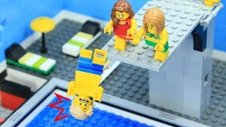 Download Lego Swimming Pool: Jump Into The Heaven Video