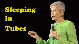 Download Jeanne Robertson - Sleeping in Tubes (aka: Don't ask Left Brain to reserve rooms) Video