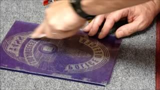 Download Photoresist Demonstration Glass Etching by Cornerstone Glassworks Video