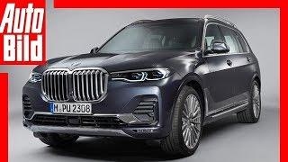 Download BMW X7 (2018) Sitzprobe / Review / Test Video