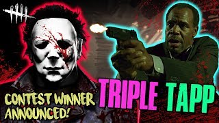 Download TRIPLE TAPP! [#136] Dead by Daylight with HybridPanda [Giveaway Results] Video