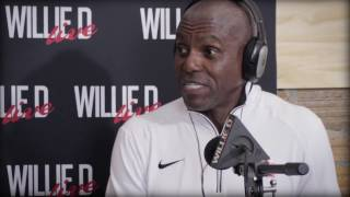 Download Carl Lewis Talks to Willie D: Usain Bolt, Olympic Doping, Pay to Play Sports, Foster Parent Video