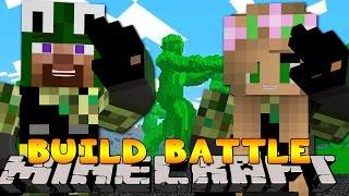 Download Minecraft - BUILD BATTLES - ARMY TANKS! Video