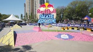 Download Red Bull Skate Arcade Final Mundial IAPI Video