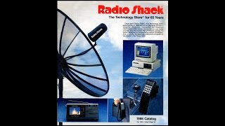 Download 1986 Radio Shack - The Technology Store Catalog #393 Video