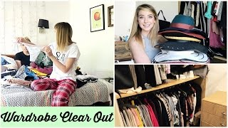 Download HUGE WARDROBE CLEAR OUT Video