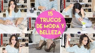Download 15 TRUCOS DE MODA Y BELLEZA | What The Chic Video