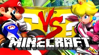 Download Minecraft: MARIO KART LUCKY BLOCK CHALLENGE | FOR PEACH!!! Video