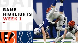 Download Bengals vs. Colts Week 1 Highlights | NFL 2018 Video