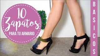 Download 10 Zapatos Básicos de toda Mujer || Mine Chell Video