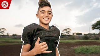 Download 11-Year-Old College Football Scholarship | Titan Lacaden Video