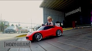 Download [HOONIGAN] DT 003: 5 Year-Old Lila Kalis Shreds the Donut Garage Video