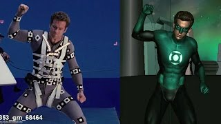 Download Animated Skinsuit 'Green Lantern' Featurette [+Subtitles] Video