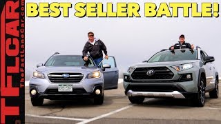 Download We Drive and Compare Subaru's and Toyota's Top-Selling Cars to Decide Which One is Best! Video