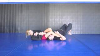 Download BJJ No Gi ″Spin Around Arm Bar″ Tess Kielhamer Video