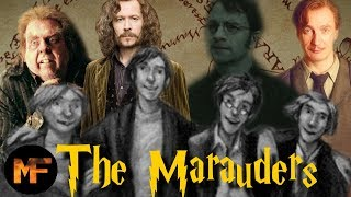 Download The Marauders Origins Explained (Hogwarts Years to Their Deaths) Video