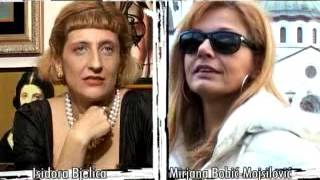 Download DVOUGAO 042 Isidora Bjelica - Mirjana Bobić Mojsilović (novembar 2007) Video
