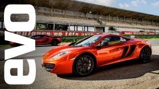 Download McLaren MP4-12C The Supercar Road Trip Video