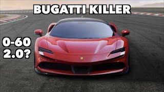 Download THE NEW 1000HP FERRARI SF90 WILL KILL BUGATTI! Video